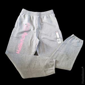 Custom Hello Kitty track pants